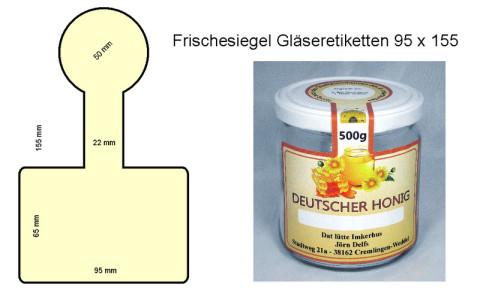 etiketten service frischesiegel gl seretiketten 95x155. Black Bedroom Furniture Sets. Home Design Ideas